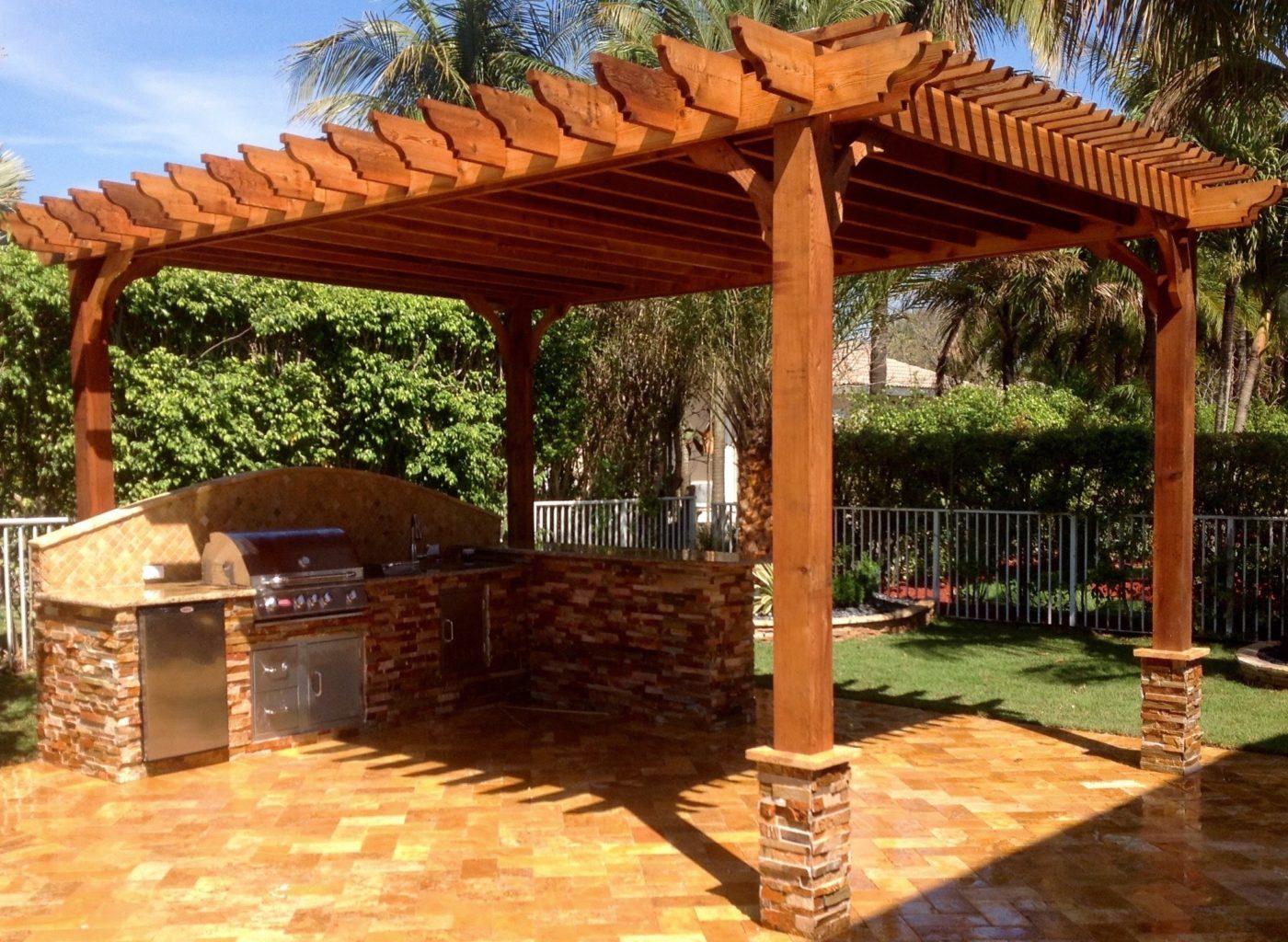 Backyard Renovation Pompano Beach, FL | Pool & Patio Design on Backyard Renovations Cost id=46331