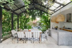 outdoor kitchen installer Pompano Beach