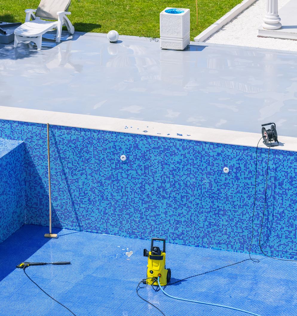 pool repair in Pompano Beach